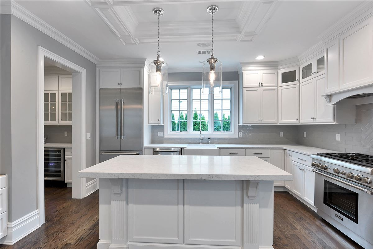 Mansions in sought after Glen Ridge community