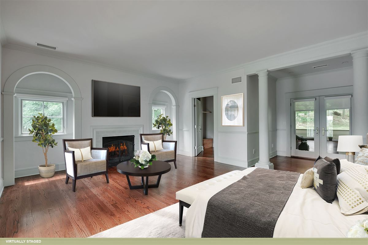 Luxury homes in exquisite home in Eagle Rock Reservation
