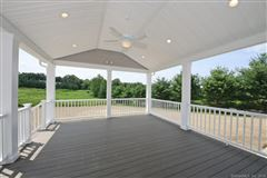 a beautiful new home in Southbury luxury real estate