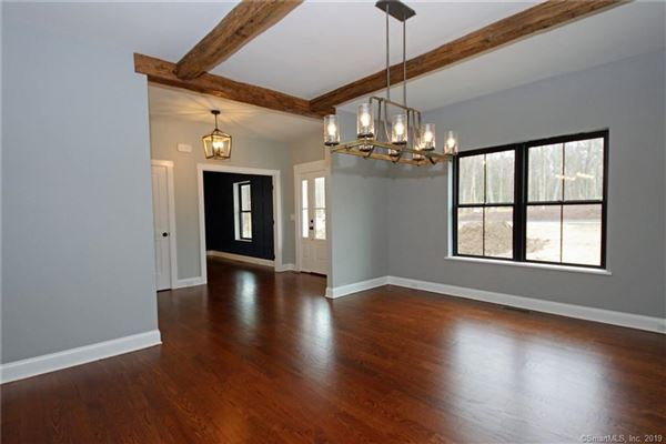 a beautiful new home in Southbury mansions