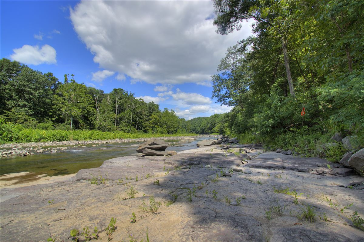 Luxury real estate your catskill river paradise