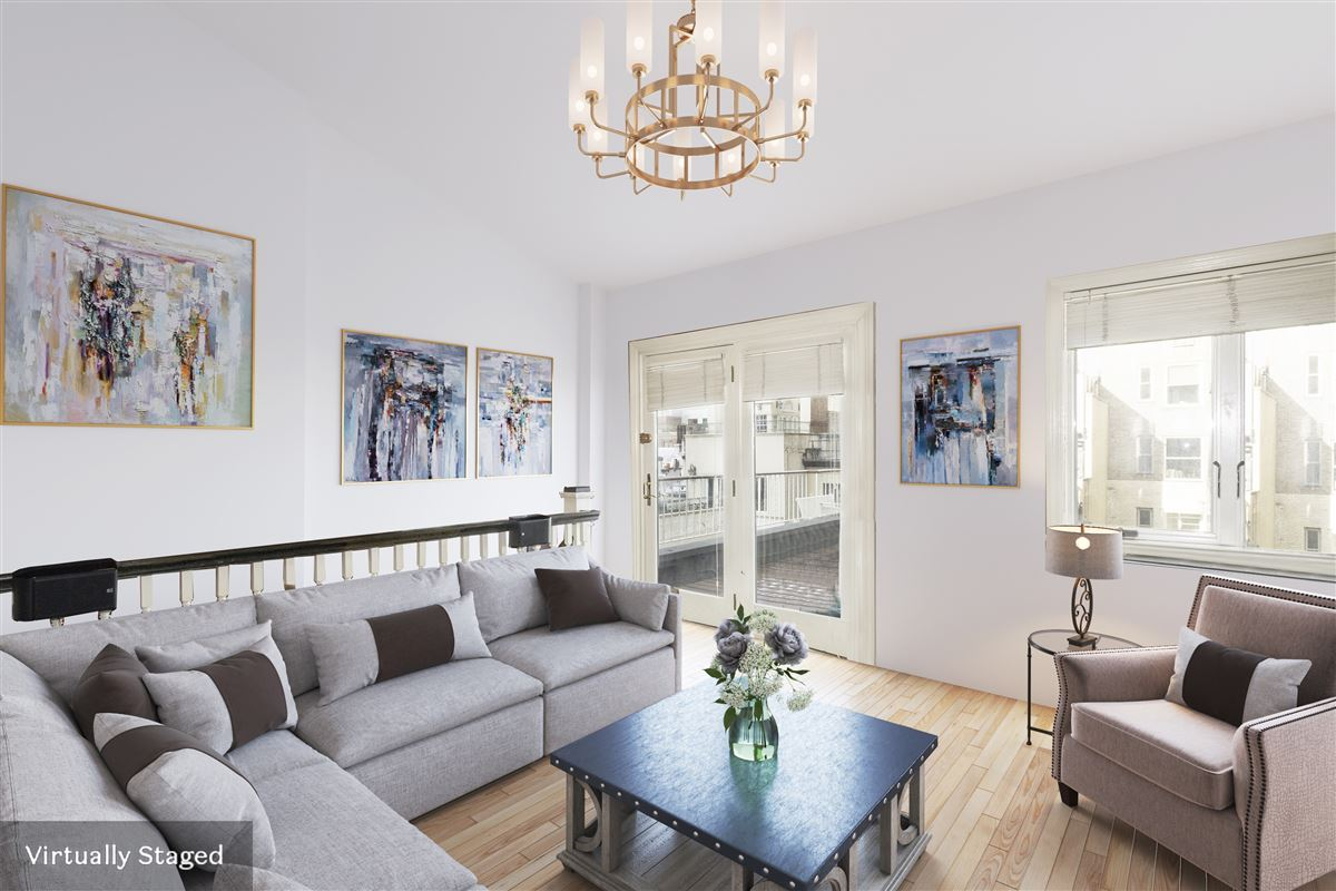 Luxury homes duplex Penthouse one block to Central Park