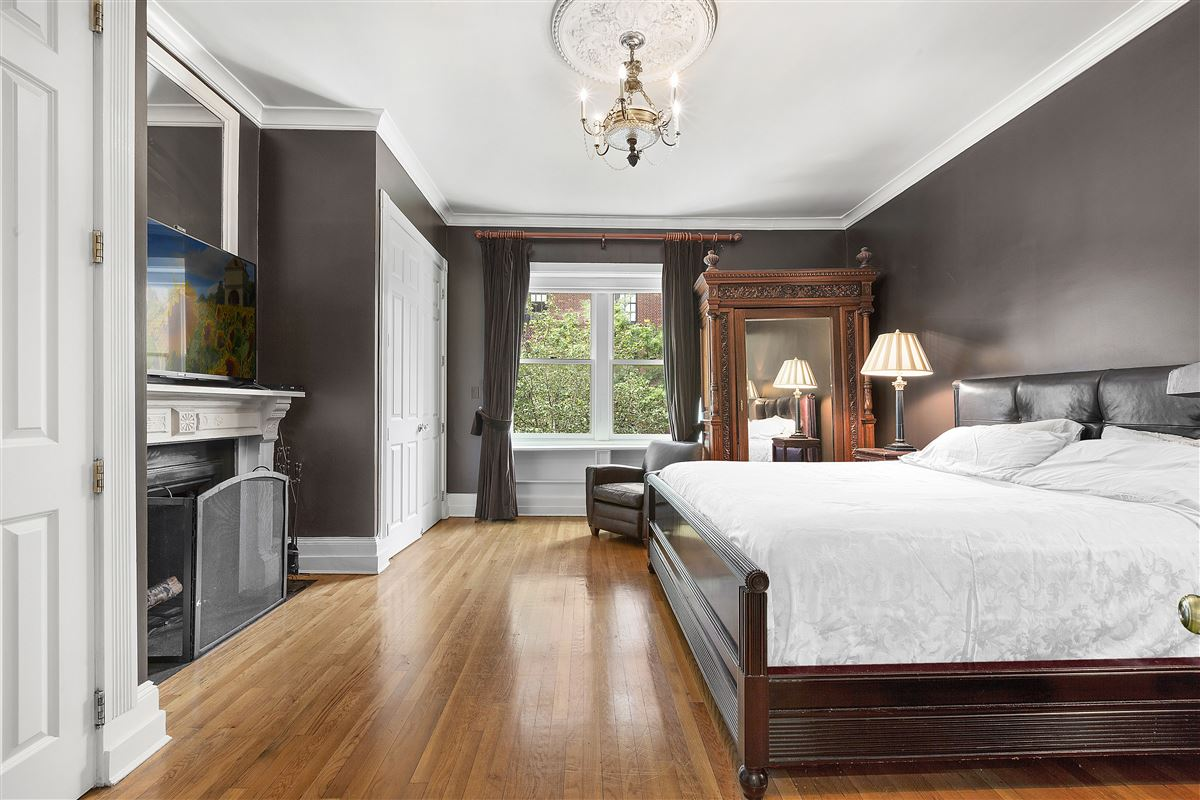 duplex Penthouse one block to Central Park luxury homes