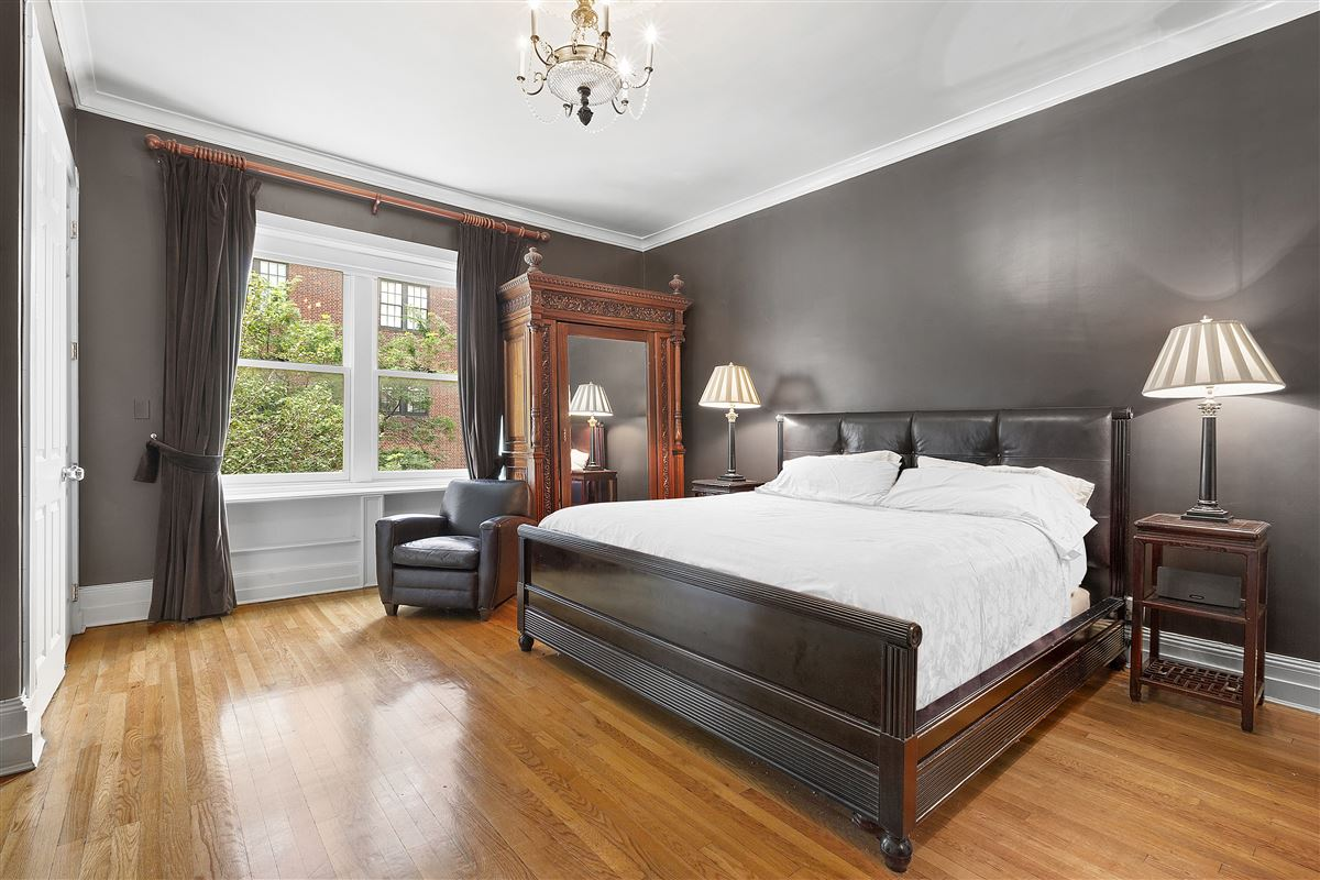 Luxury real estate duplex Penthouse one block to Central Park