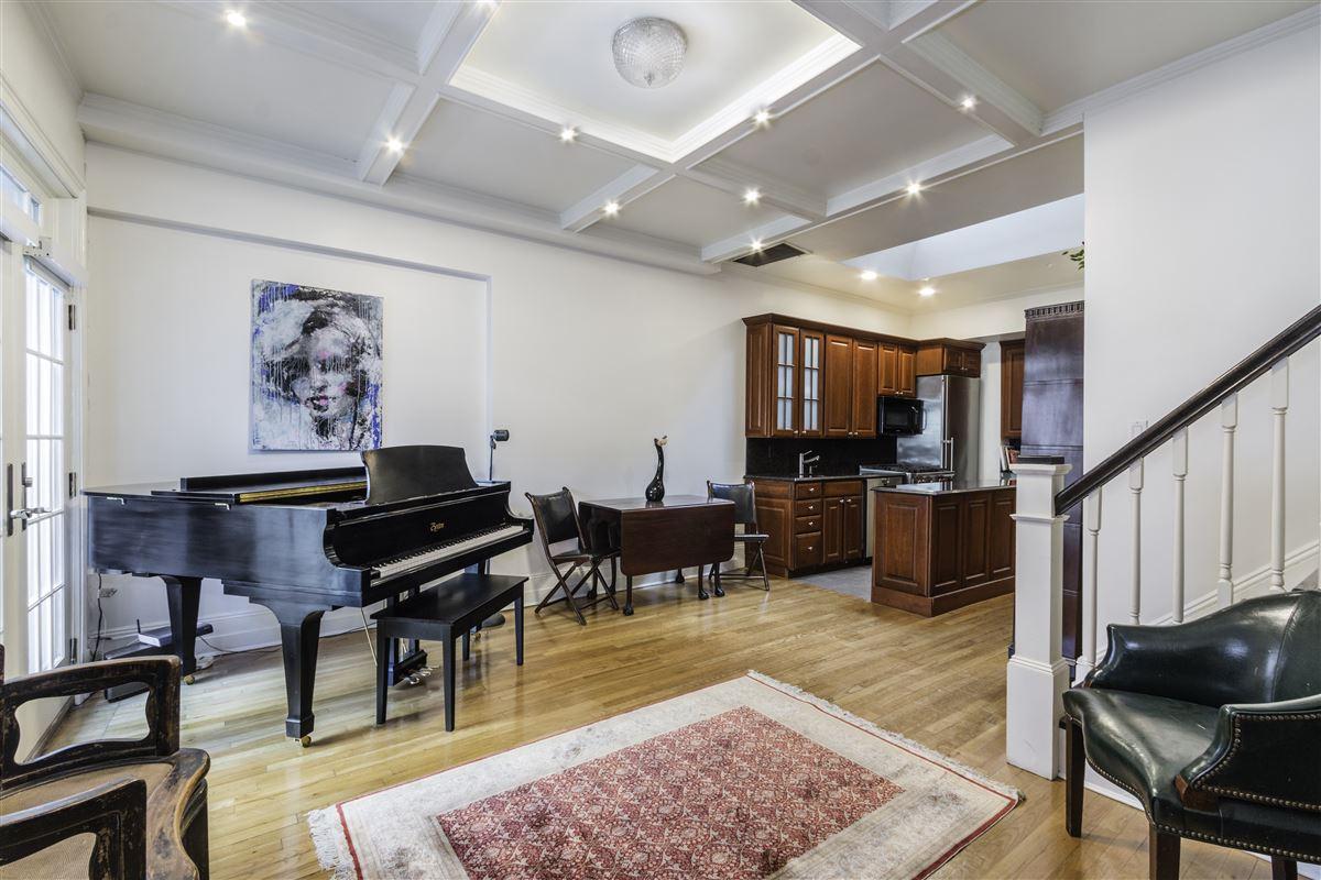 duplex Penthouse one block to Central Park luxury properties