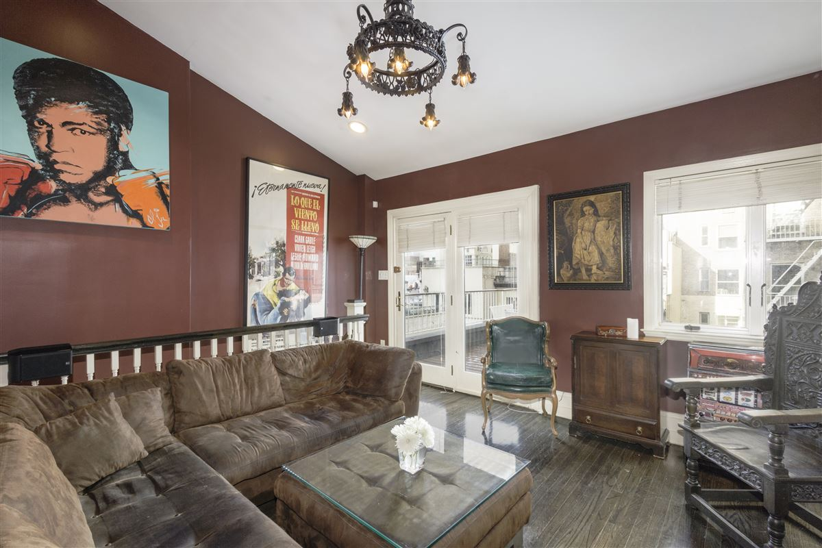Mansions duplex Penthouse one block to Central Park