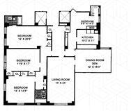 Luxury properties Sprawling prewar four bedroom southeast corner home