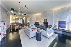 Luxury real estate make an incredible triplex penthouse