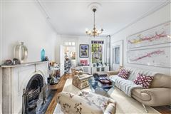stately West Village Town Home luxury real estate