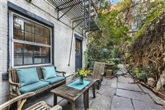 stately West Village Town Home luxury properties