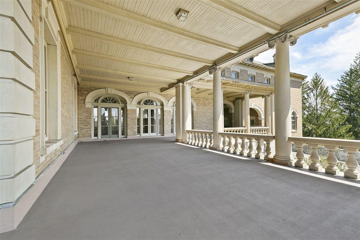 Luxury real estate Montebello Mansion