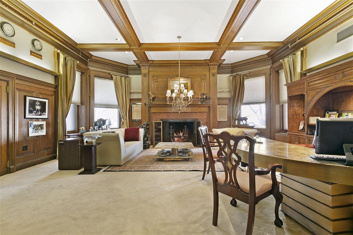 Montebello Mansion  luxury real estate