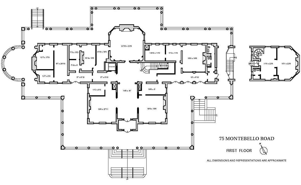 Montebello Mansion  mansions