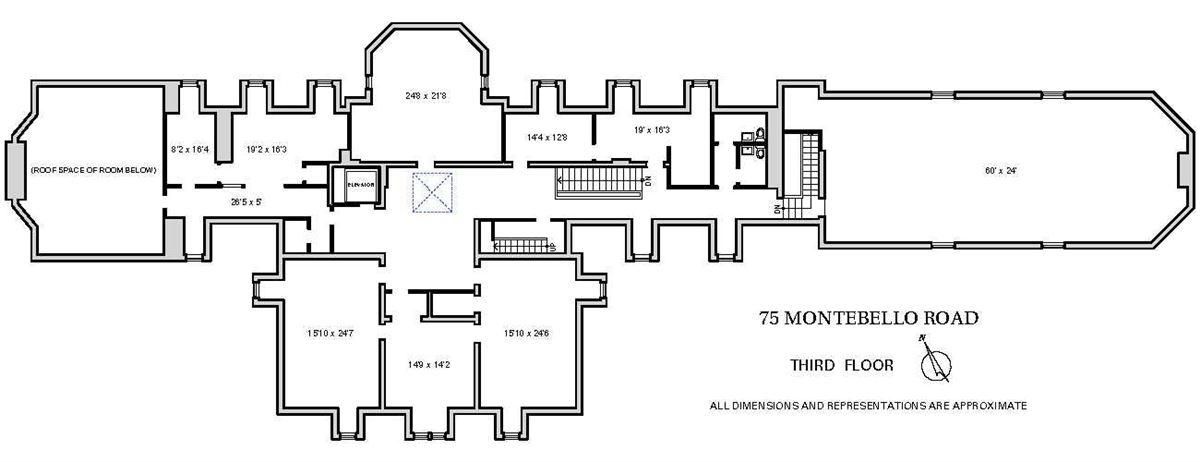 Mansions in Montebello Mansion