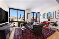 Open and bright high-floor two bedroom luxury real estate