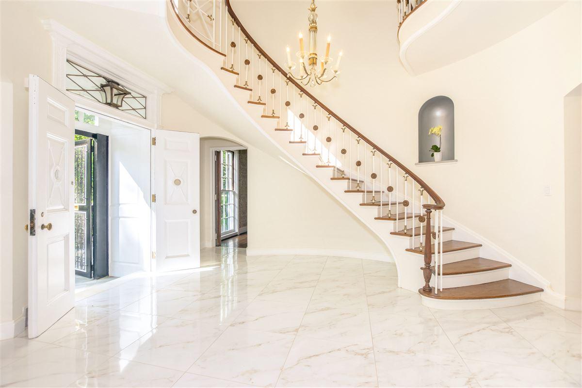 elegant Georgian Revival home luxury properties