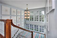 Luxury homes in renovated 1908 Greek revival estate