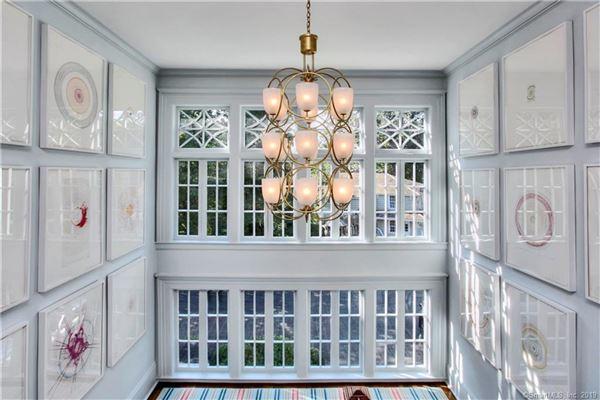 Luxury properties renovated 1908 Greek revival estate