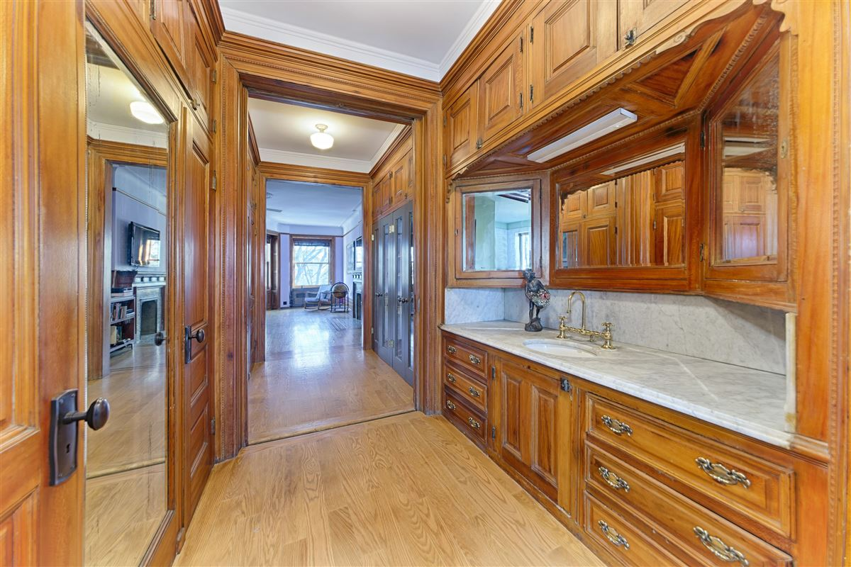 lovingly restored townhouse luxury real estate