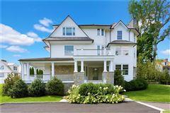 new Belle Haven Association estate luxury homes