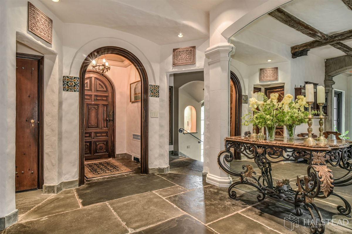 majestic restored hillside Villa in darien luxury homes