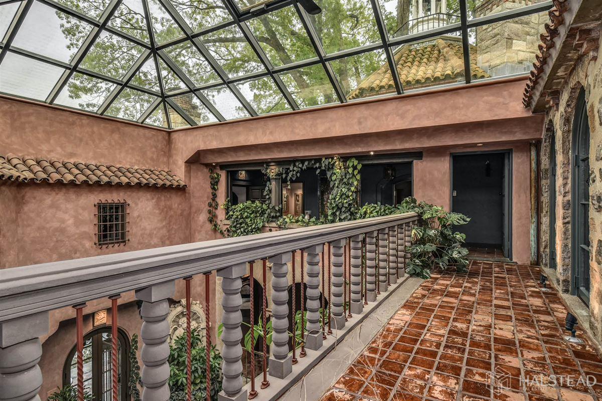 Luxury properties majestic restored hillside Villa in darien