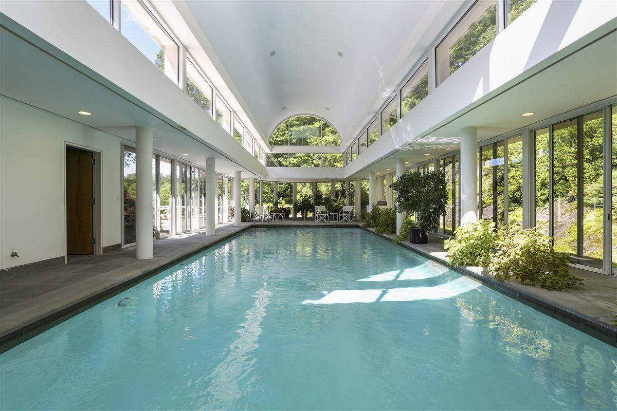 A contemporary work of art luxury properties