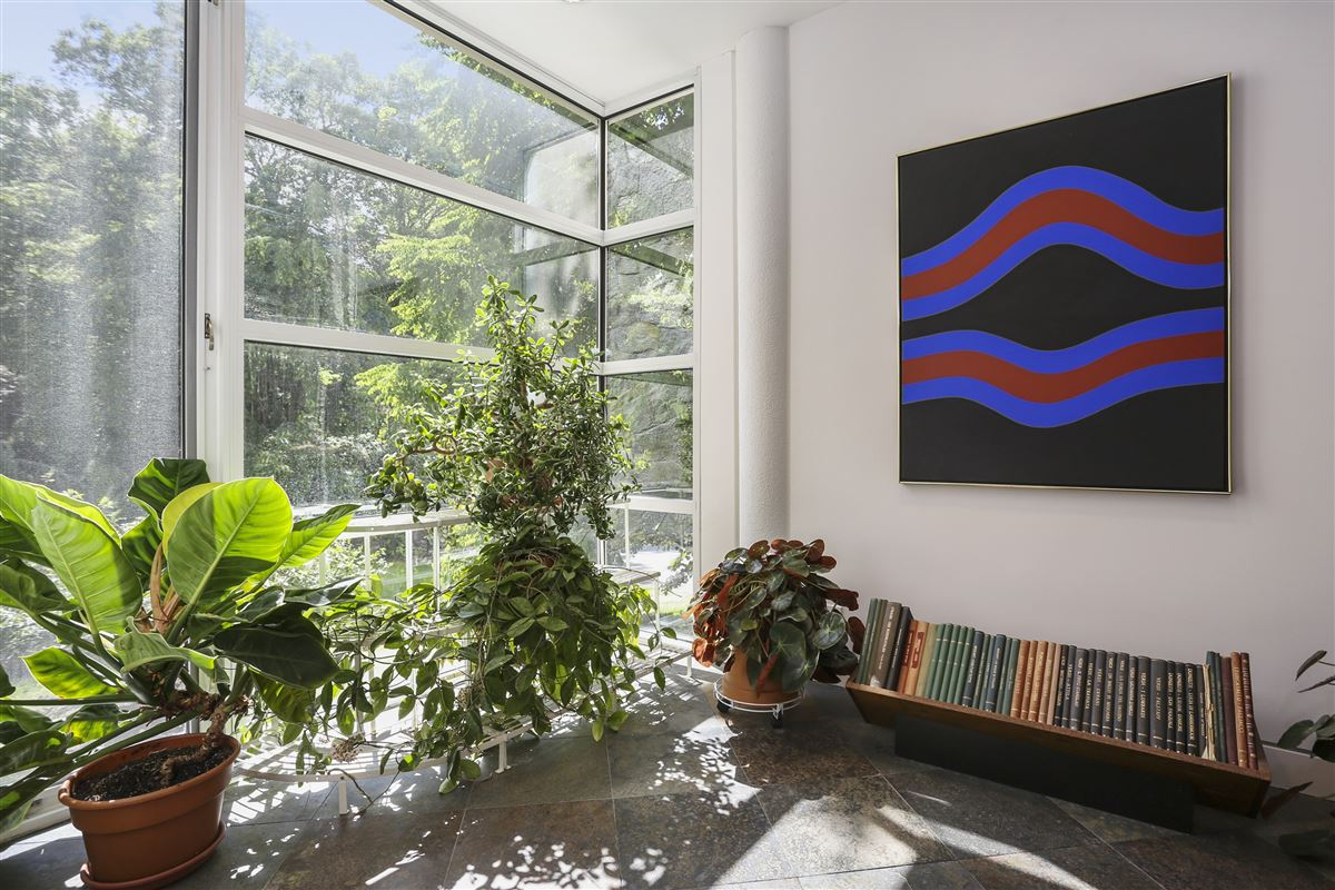 A contemporary work of art luxury real estate