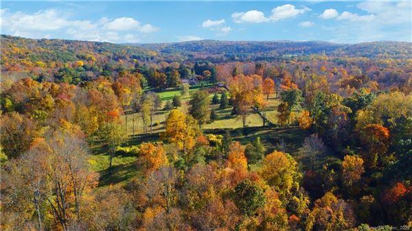Luxury homes Fairview Farm - unique 45-plus acre connecticut property
