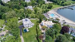 Luxury homes in spectacular Belle Haven Association compound