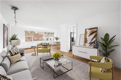 spacious apartment features skyline views mansions
