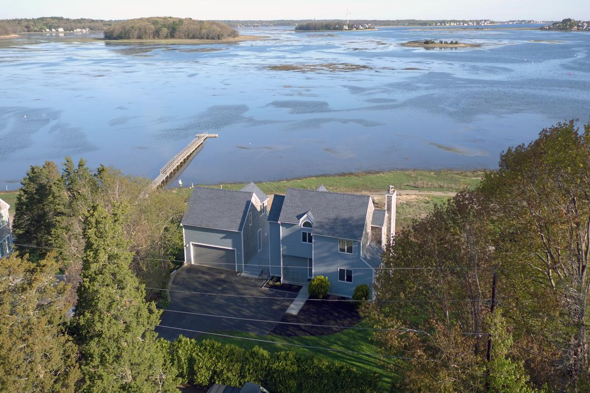Water Views Massachusetts Luxury Homes Mansions For