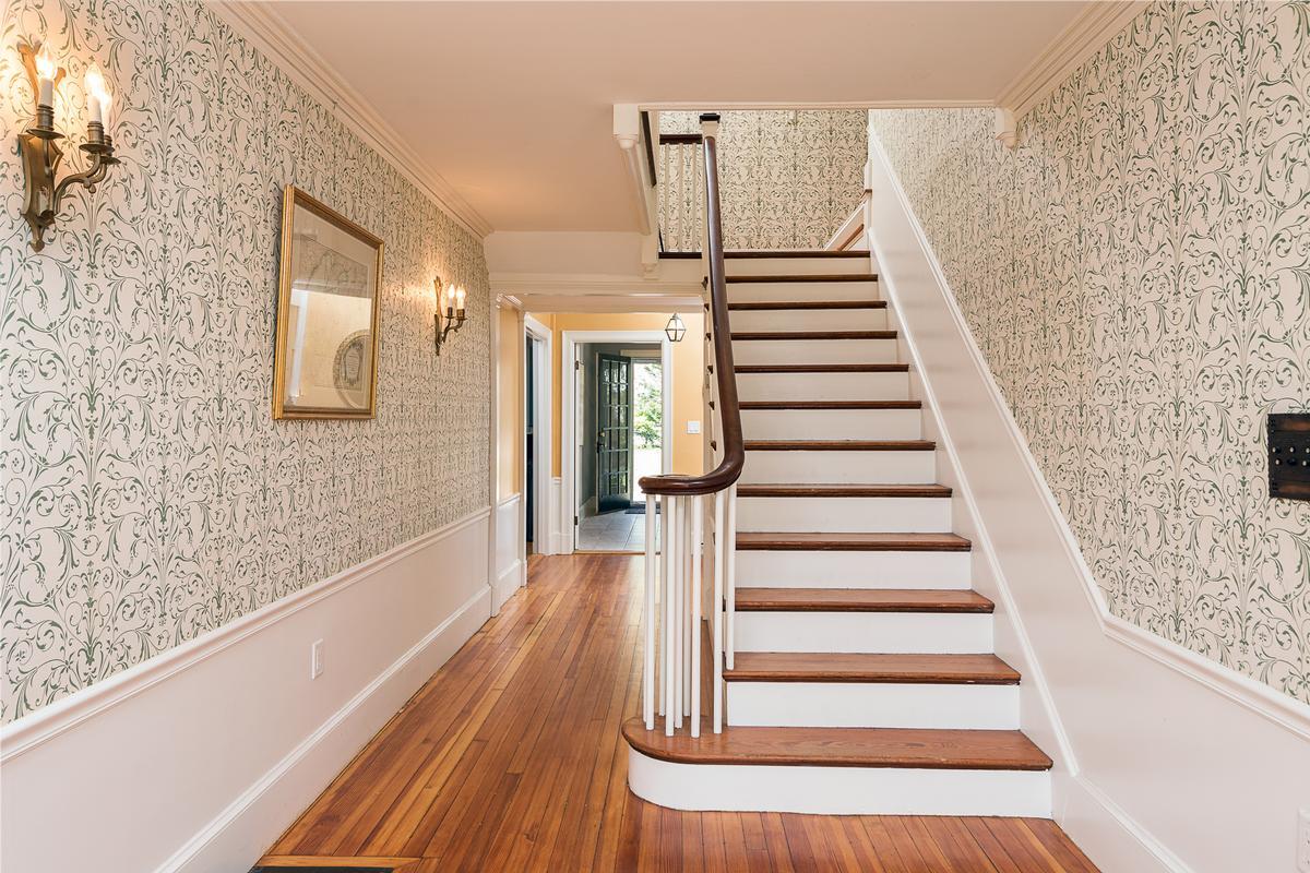 gracious Hingham home luxury properties