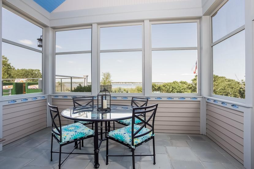 Direct waterfront in Marion luxury real estate