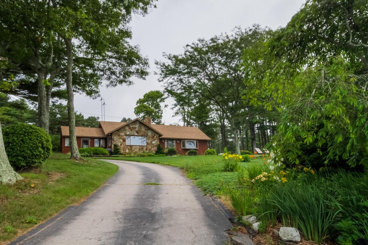 Over 24-Acres with Bogs and Ocean Views luxury homes