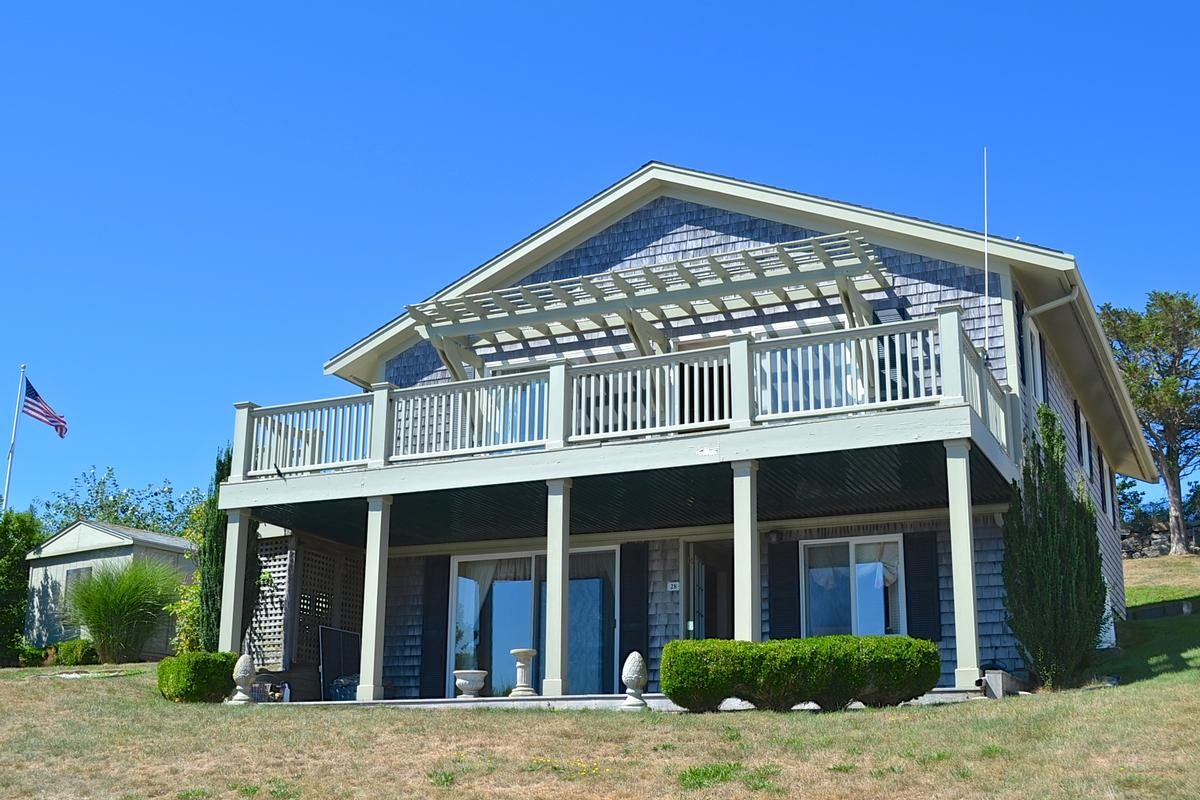 Luxury homes Unsurpassed views