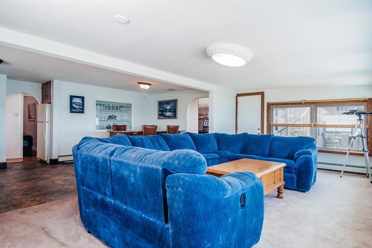 Luxury properties Wessagussett Beach