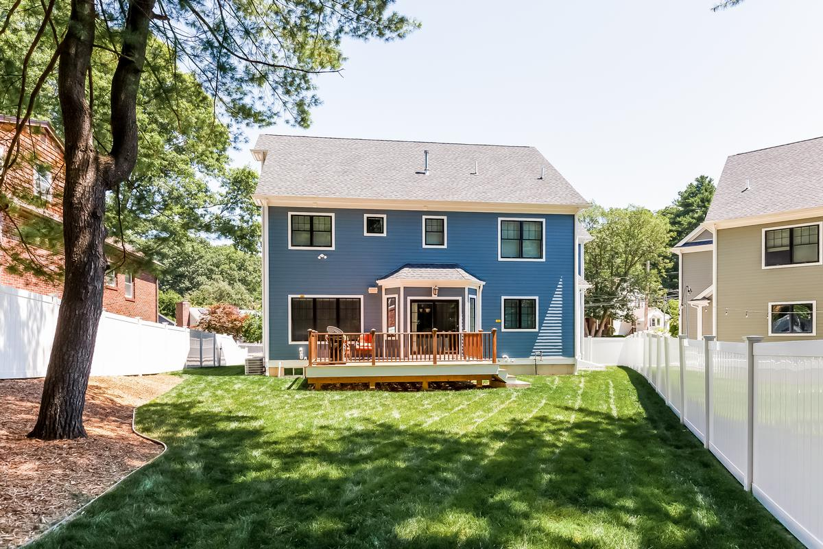 Stunning 2015 Colonial on coveted Chestnut Hill luxury properties