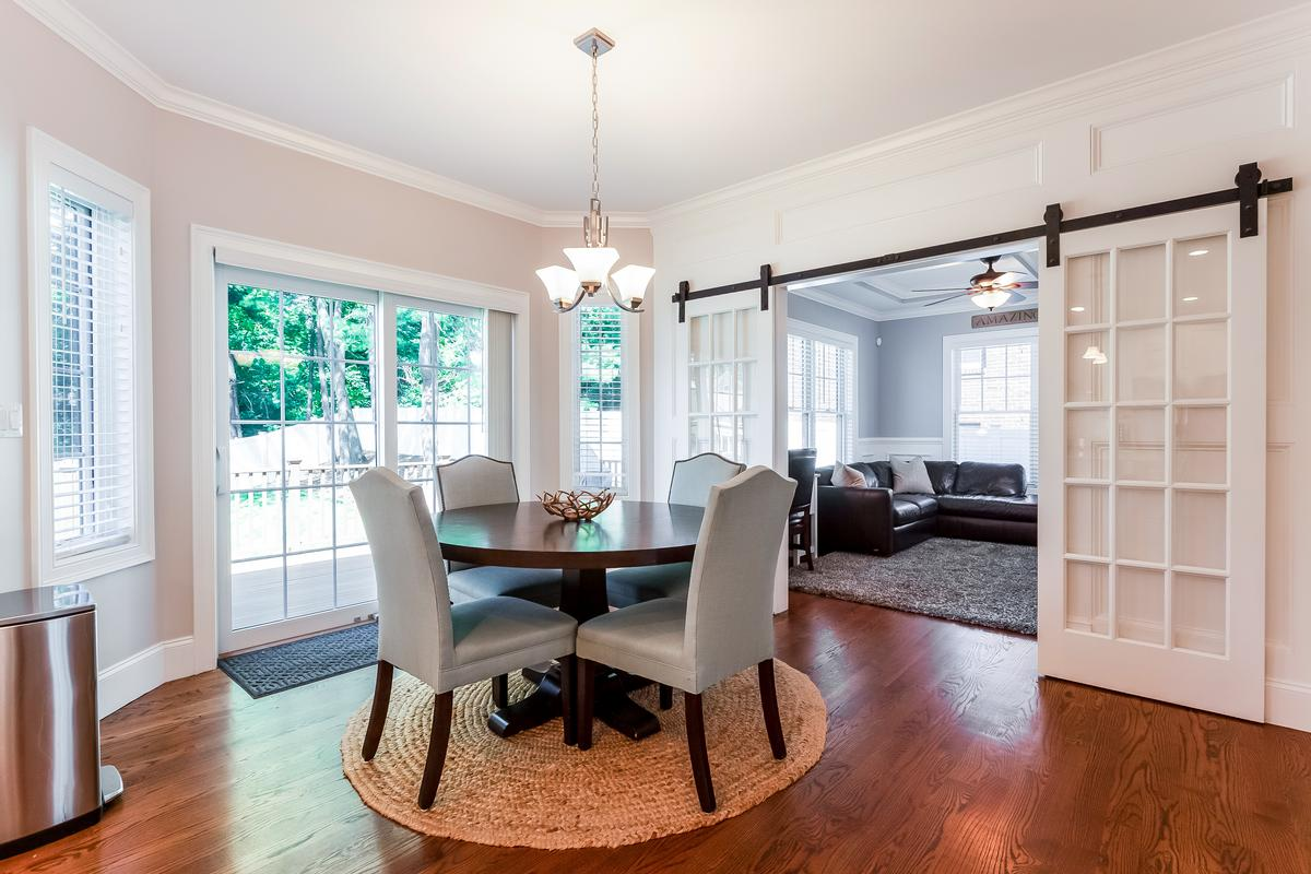 Luxury homes Stunning 2015 Colonial on coveted Chestnut Hill