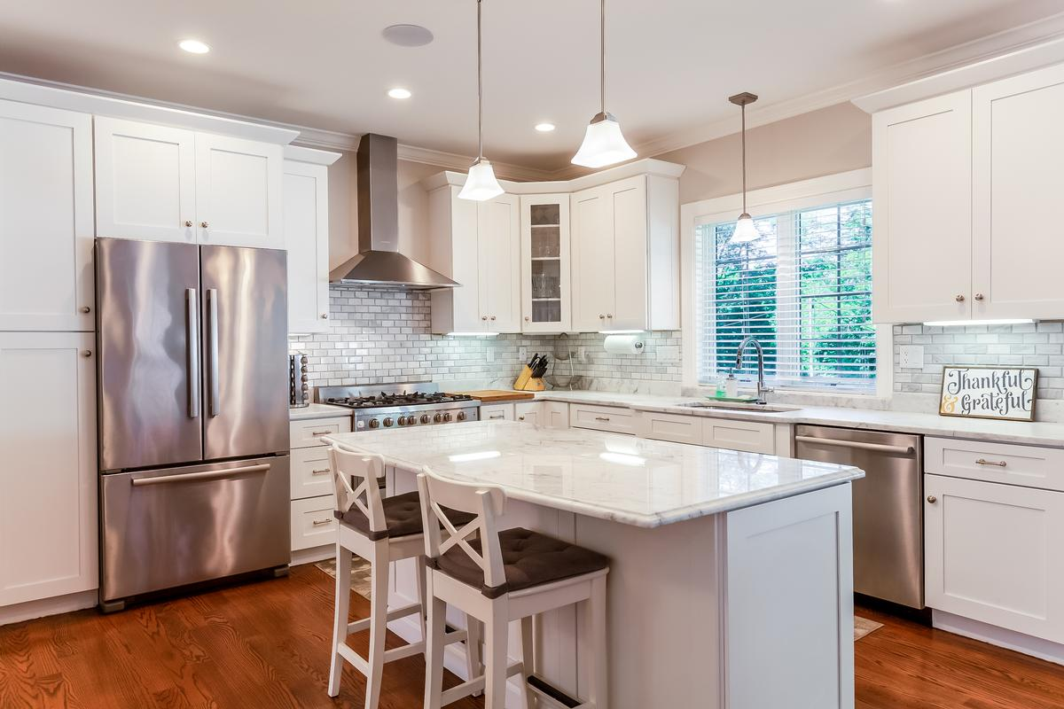 Stunning 2015 Colonial on coveted Chestnut Hill luxury homes