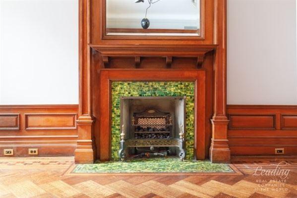 stately single-family residence luxury homes