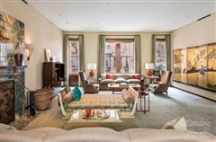 Luxury properties renovated single-family mansion in new york