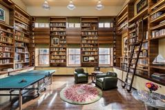 Mansions in renovated single-family mansion in new york