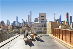 Luxury homes Prewar Penthouse Condominium in new york