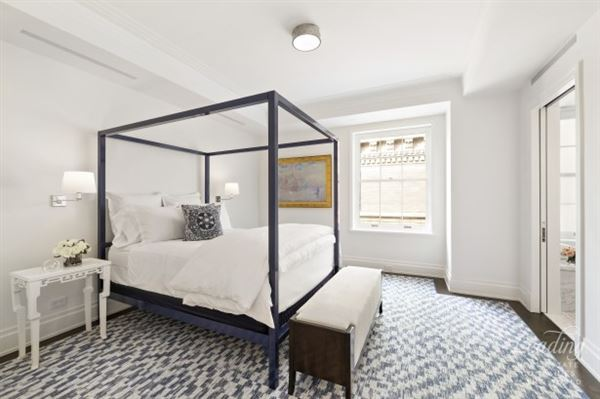 Mansions in Prewar Penthouse Condominium in new york