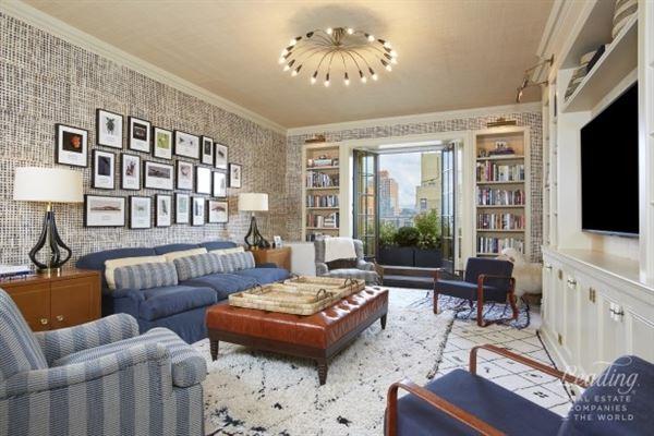 Luxury homes stunning high floor five-bedroom apartment