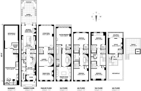 Luxury properties Elegantly Appointed Townhouse