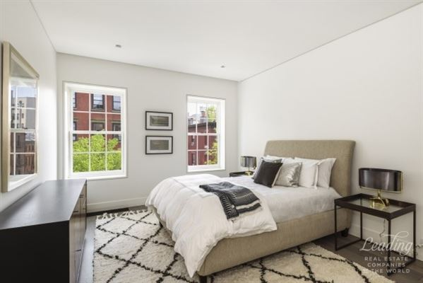 newly renovated five-story West Village townhouse luxury real estate