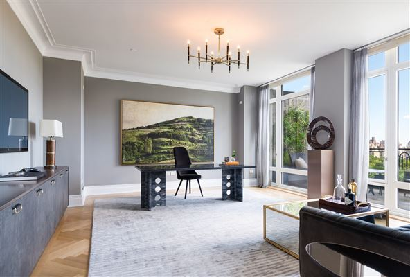 Luxury homes Rare Corner Penthouse at 15 CPW