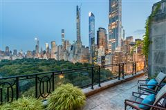 Rare Corner Penthouse at 15 CPW luxury homes